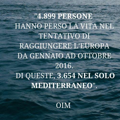 card stop tratta morti mediterraneo 2016